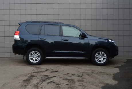 Toyota Land Cruiser Prado 2013 года с пробегом 139 844 км, фото 4