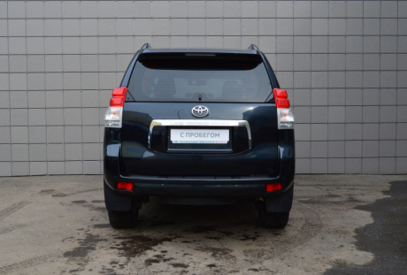 Toyota Land Cruiser Prado 2013 года с пробегом 139 844 км, фото 6
