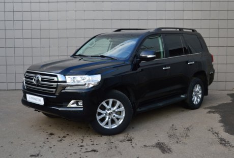 Toyota Land Cruiser 200 2016 года с пробегом 107 431 км