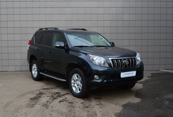 Toyota Land Cruiser Prado 2013 года с пробегом 139 844 км, фото 3